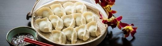 The 100 dumpling challenge