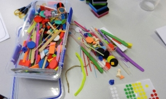 The Messy Maths Box